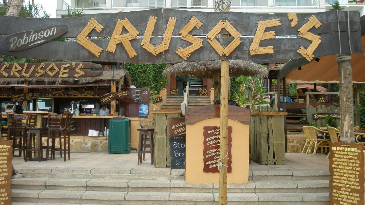 crusoes magaluf
